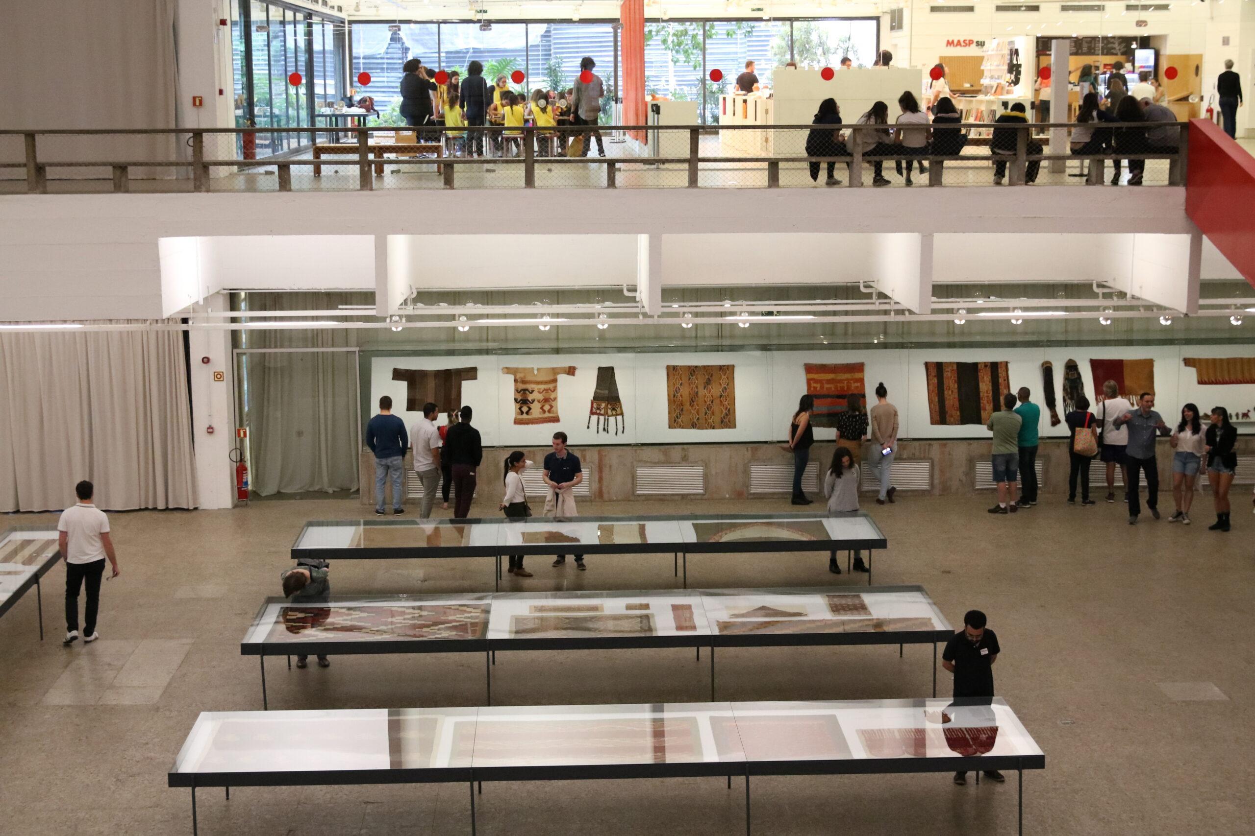 Museus como o Masp passam a reabrir a partir de hoje em São Paulo. Foto: Rovena Rosa/Agência Brasil