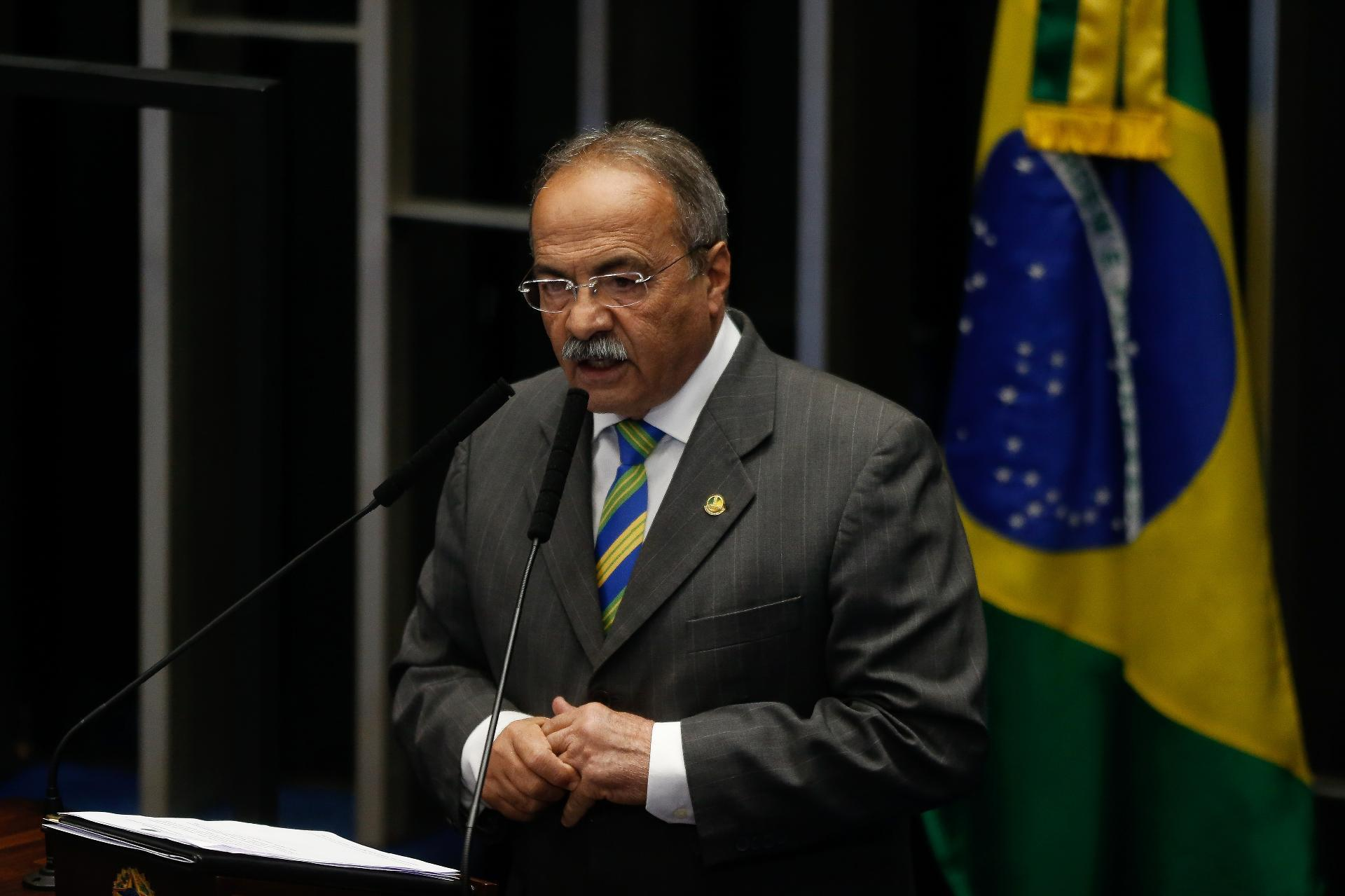 Senador Chico Rodrigues foi flagrado com dinheiro na cueca. Foto: reprodução