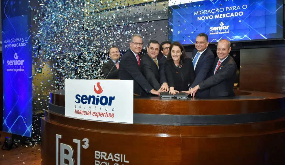 IPO da Senior Solution na B3 Bovespa