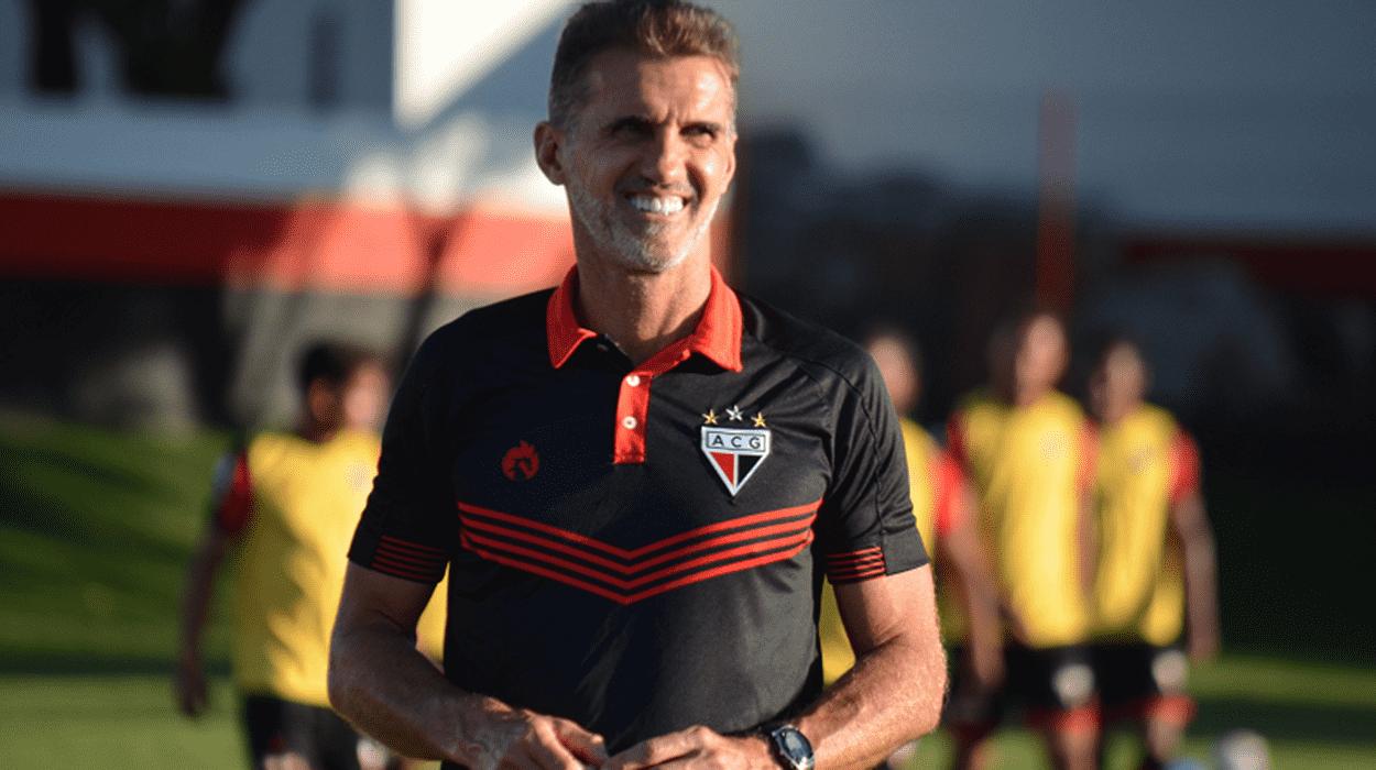 Mancini no Atlético-GO