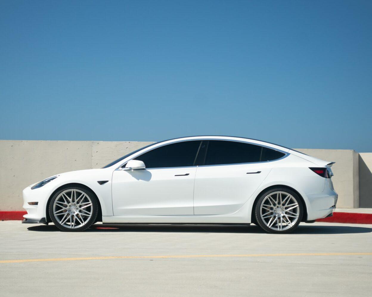 vendas da Tesla