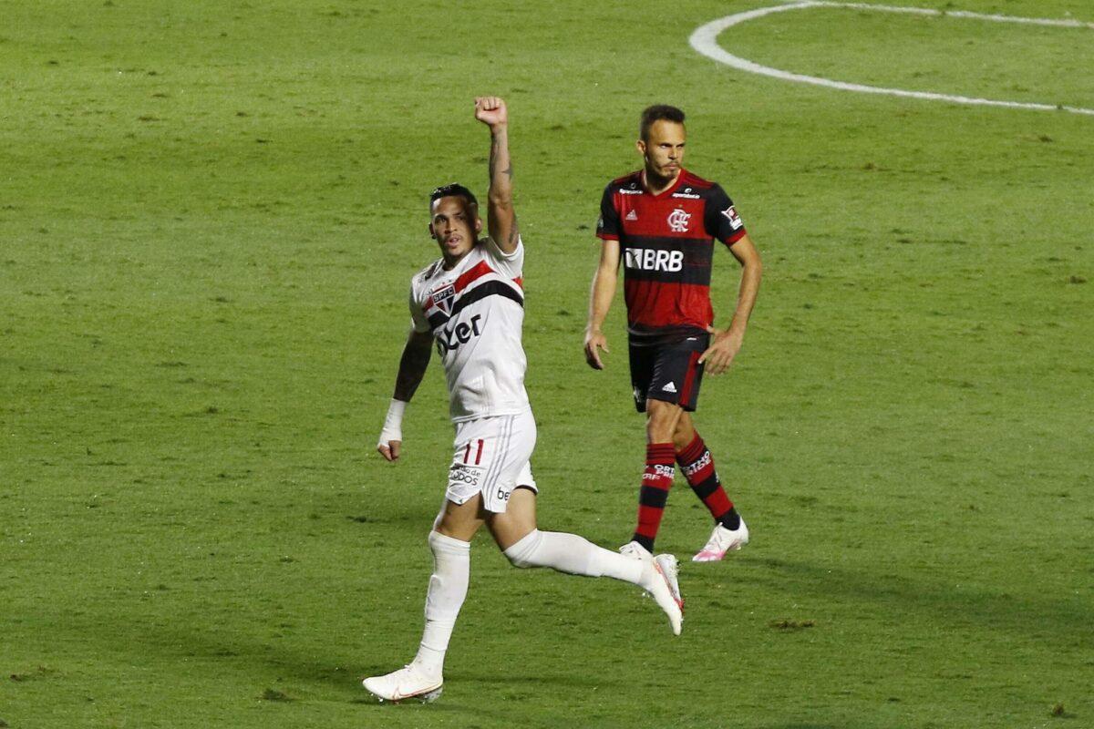 Com gols de Luciano (2x) e Pablo, São Paulo está na semifinal da Copa do Brasil
