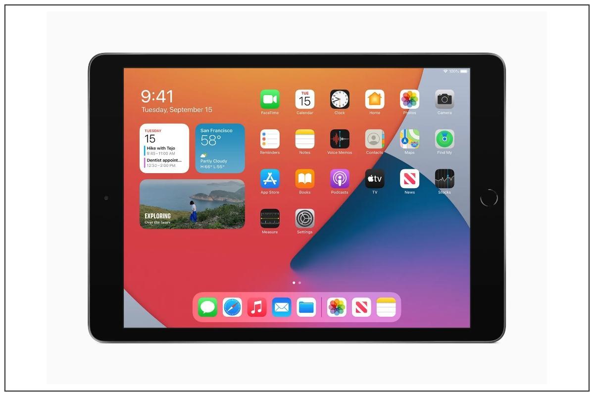 Tablet Tablet Apple iPad 7ª Geração, iPadOS