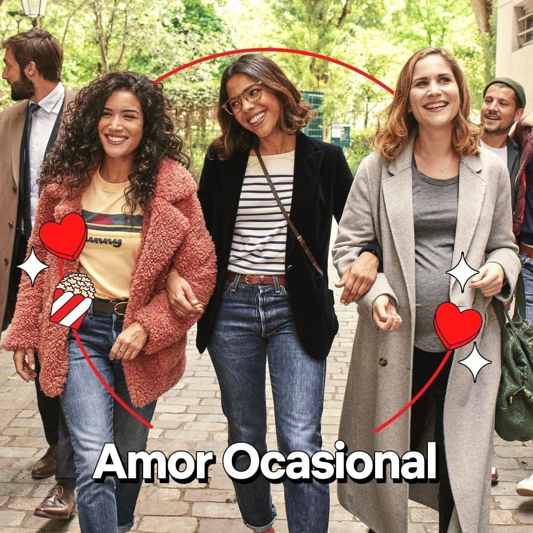 Imagem mostra série Amor Ocasional
