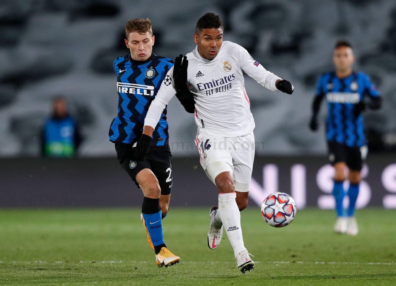 Inter de Milão x Real Madrid