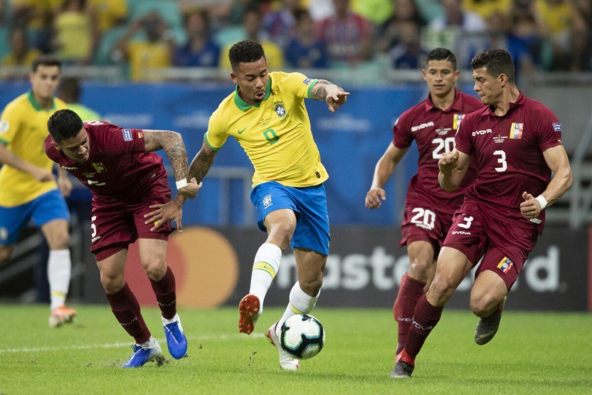 Torcedor pode assistir jogo contra a Venezuela, pela Rede Globo