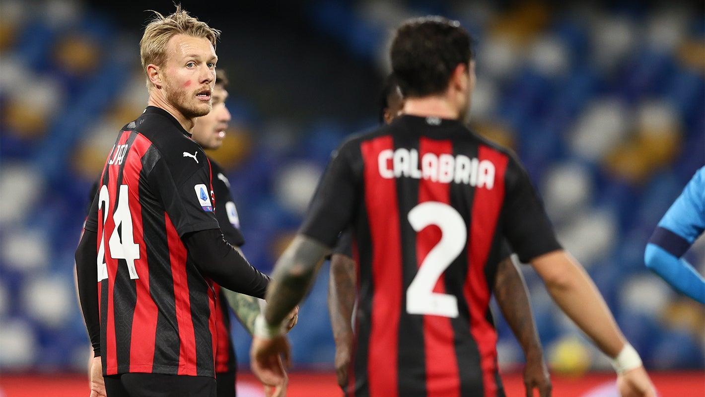 Milan x Fiorentina