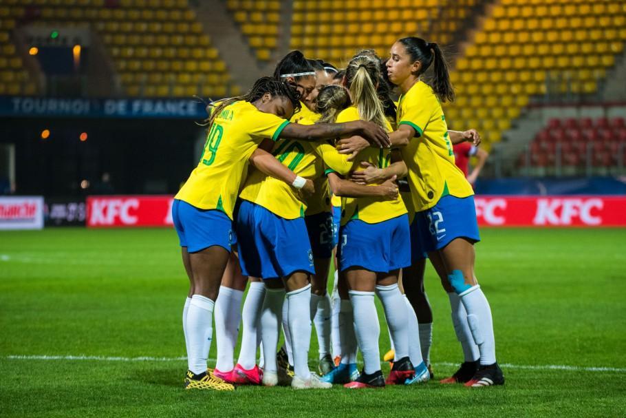 Brasil x Equador