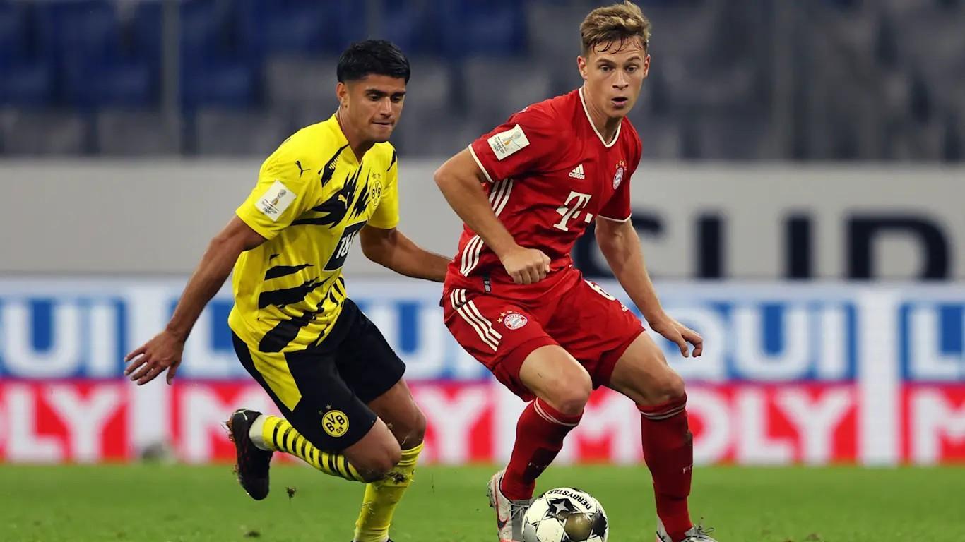 Borussia Dortmund x Bayern de Munique onde assistir