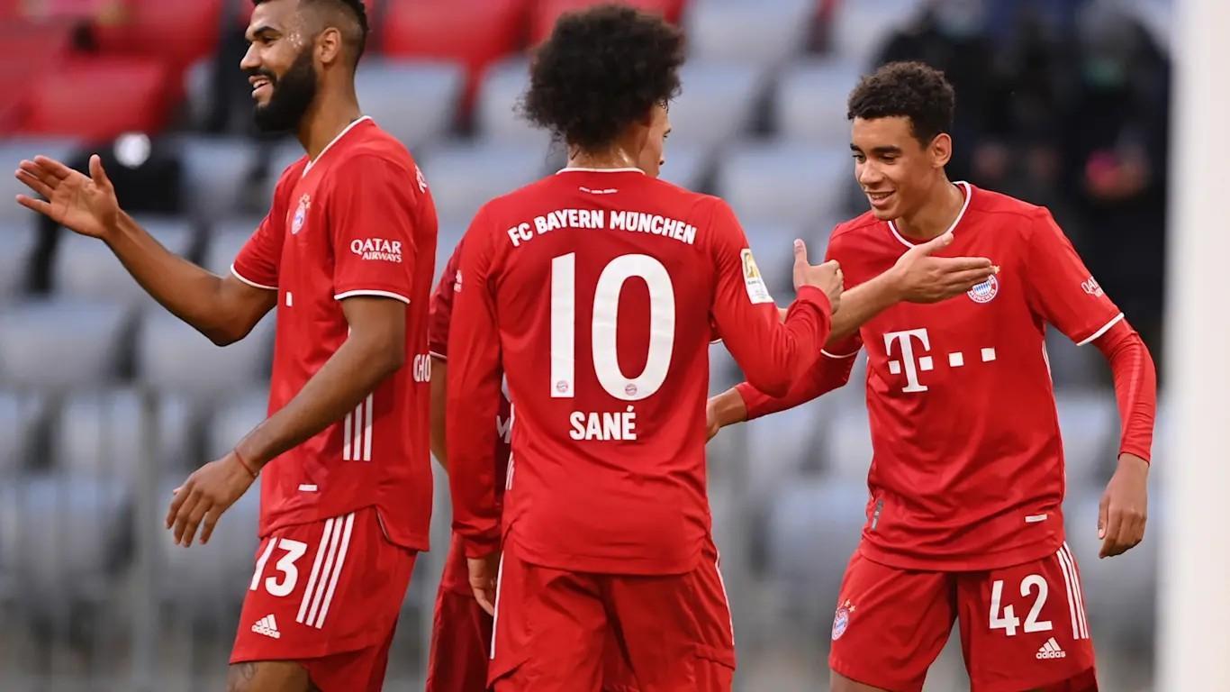 Atlético de Madrid x Bayern de Munique