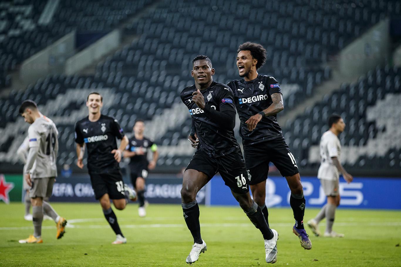 Borussia Mönchengladbach x Inter de Milão