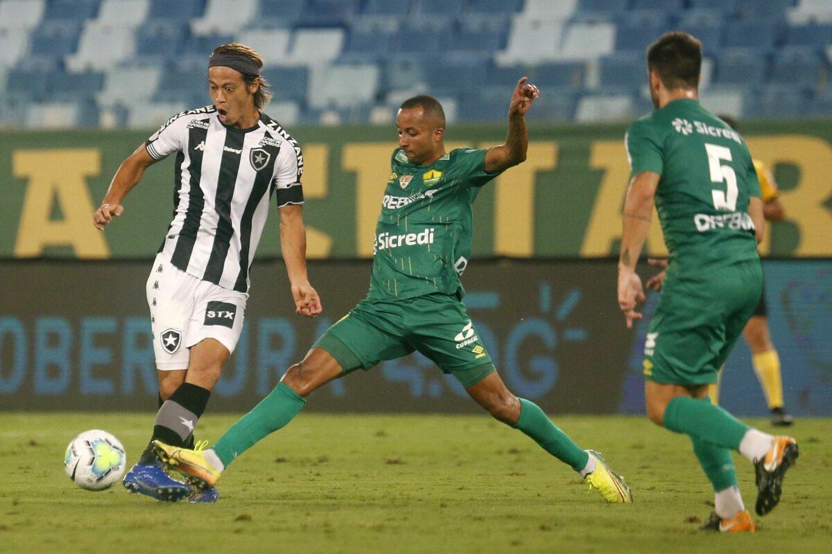 Cuiabá é primeiro time de MT a chegar nas quartas da Copa do Brasil