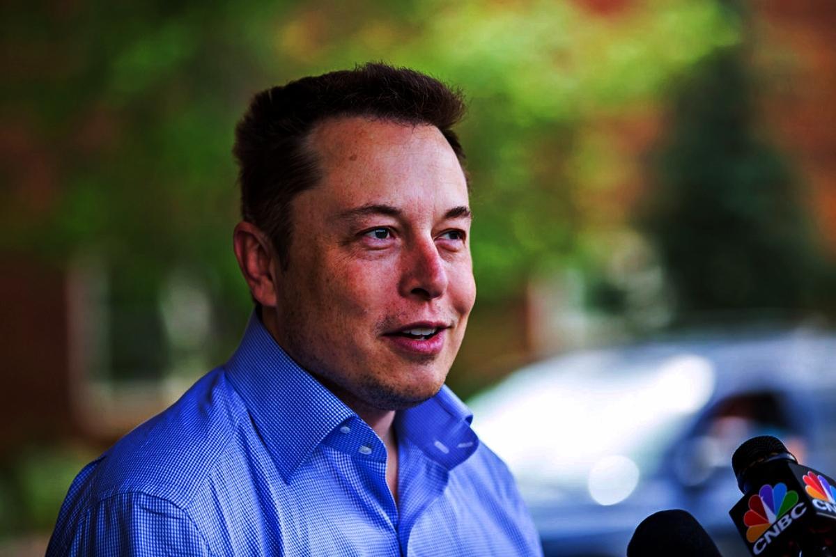Imagem de Elon Musk