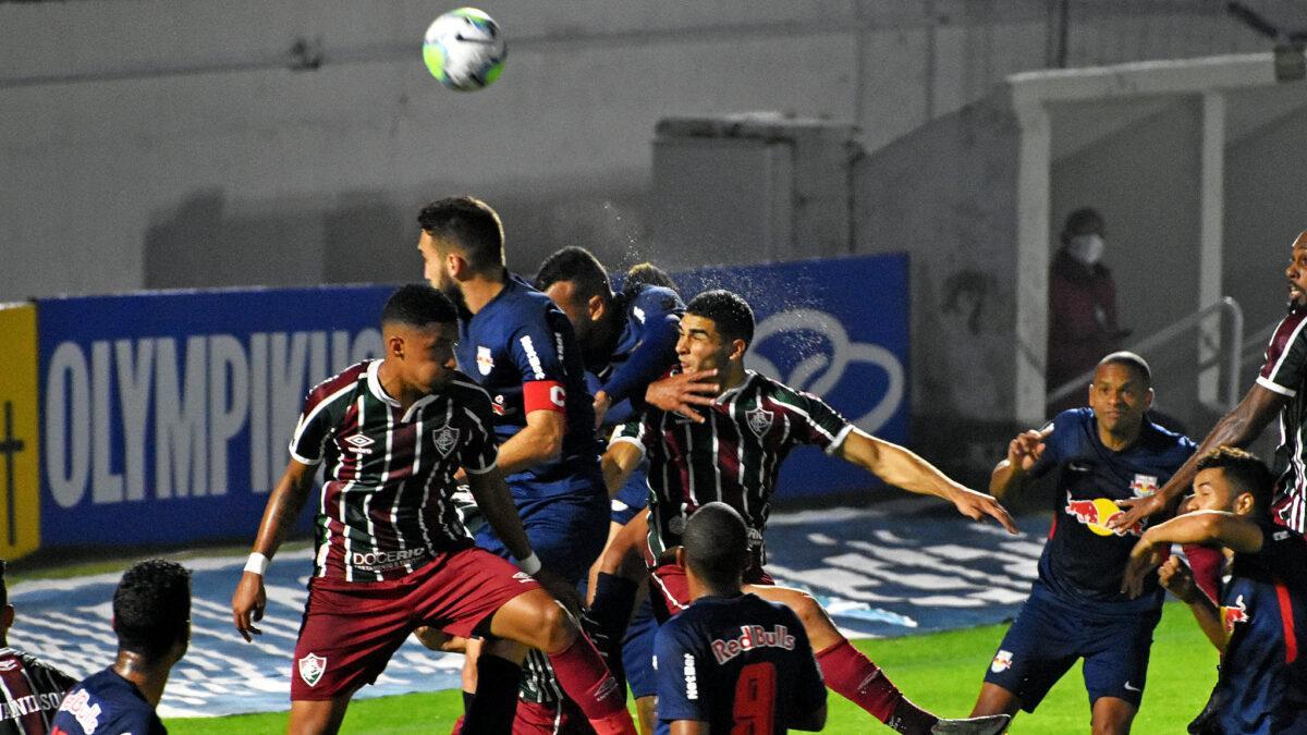 Fluminense pega o Red Bull Bragantino, mas de olho no G-4
