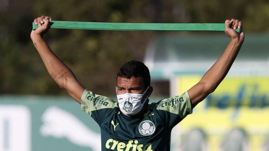 Gabriel Veron é um dos infectados no Palmeiras