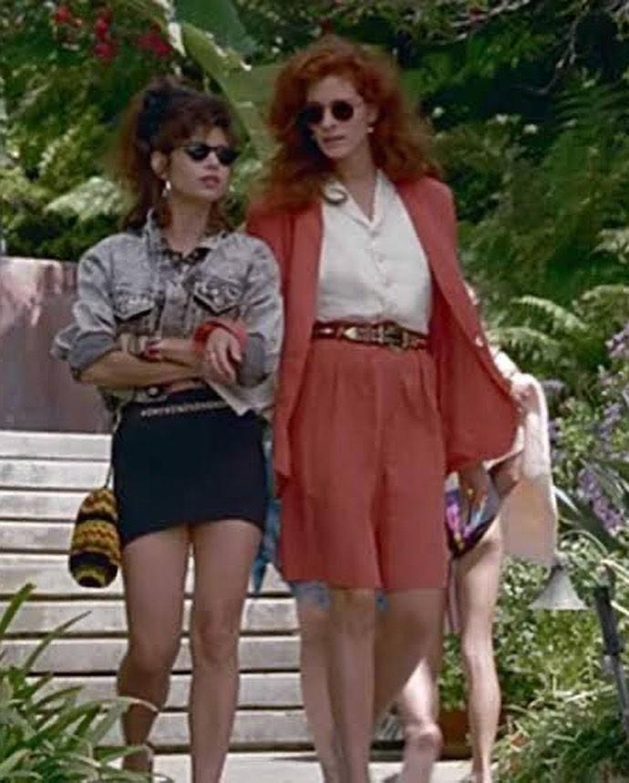 Imagem mostra Julia Roberts em Uma Linda Mulher