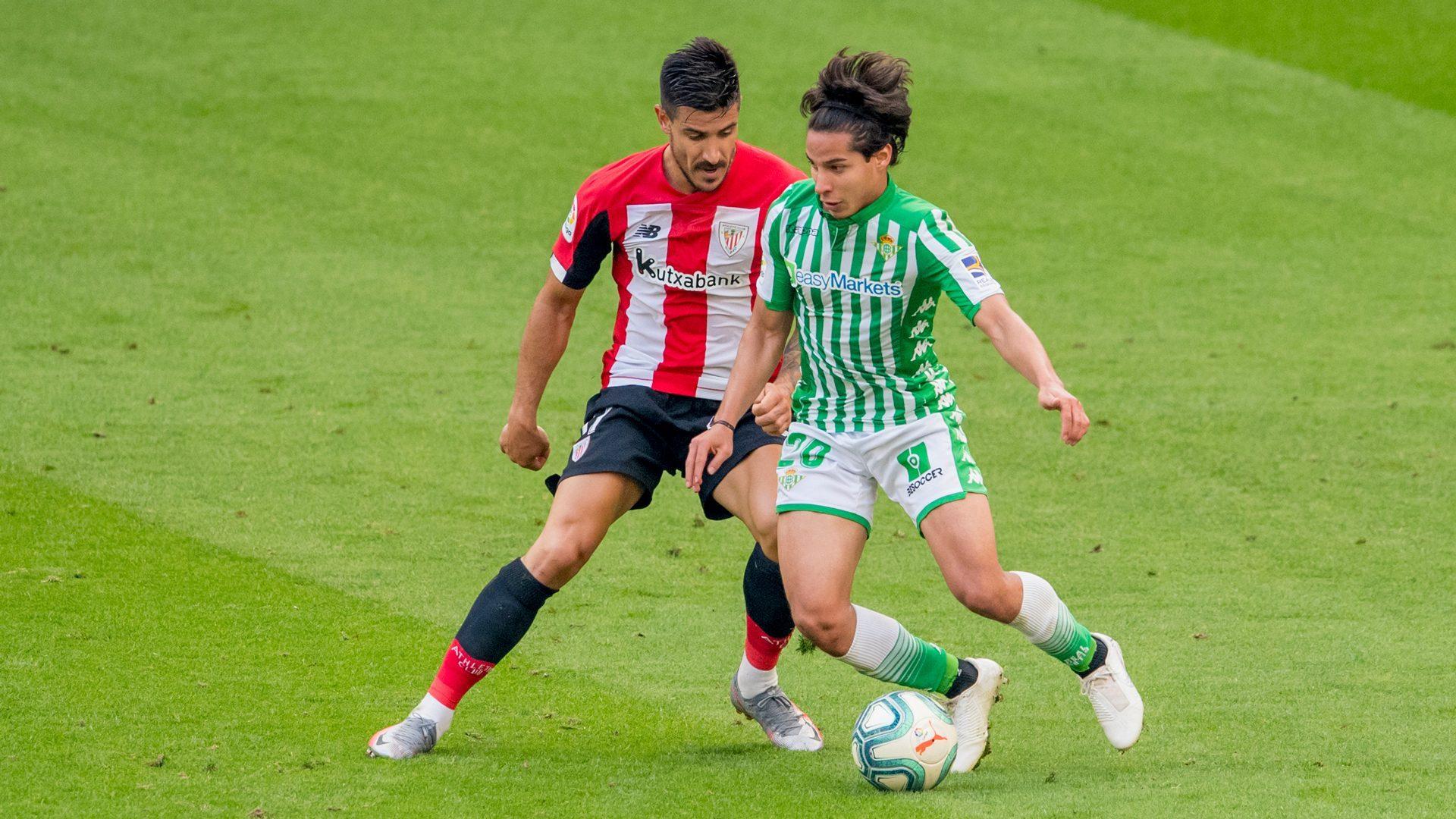 Athletic Bilbao x Betis
