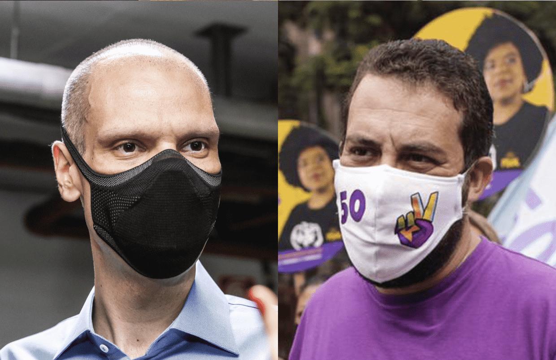 Eleições 2020: Boulos tem mais seguidores que Covas