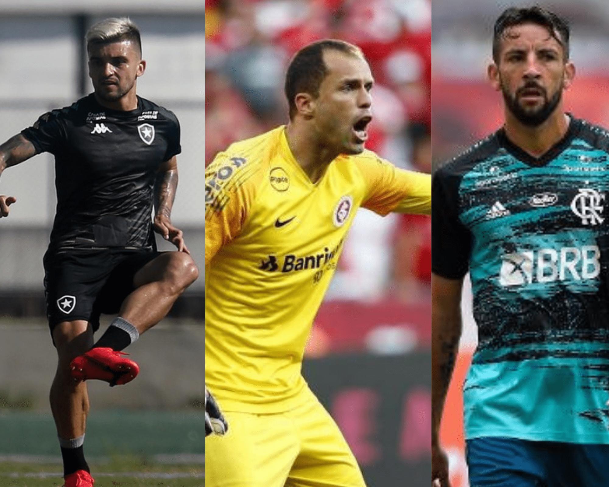 Imagem mostra algumas das cinco dicas de valorização do Cartola FC
