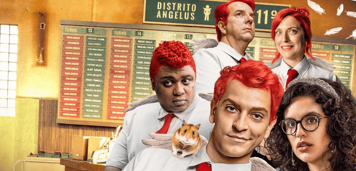 Conheça Ninguém Tá Olhando, série brasileira da Netflix que ganhou o Emmy de melhor comédia. Fonte: Divulgação/Netflix