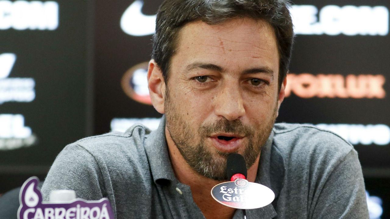 Duílio Monteiro Alves, ex-diretor de futebol do Corinthians, é um dos candidatos à presidência