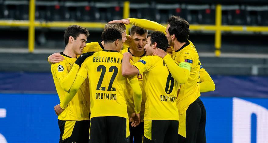Borussia Dortmund x Colônia
