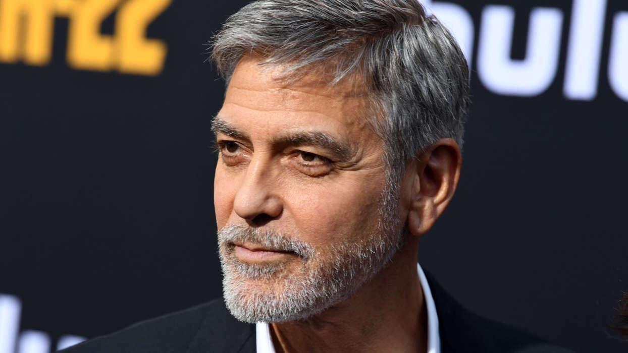 George Clooney deu 1 milhão de dólares