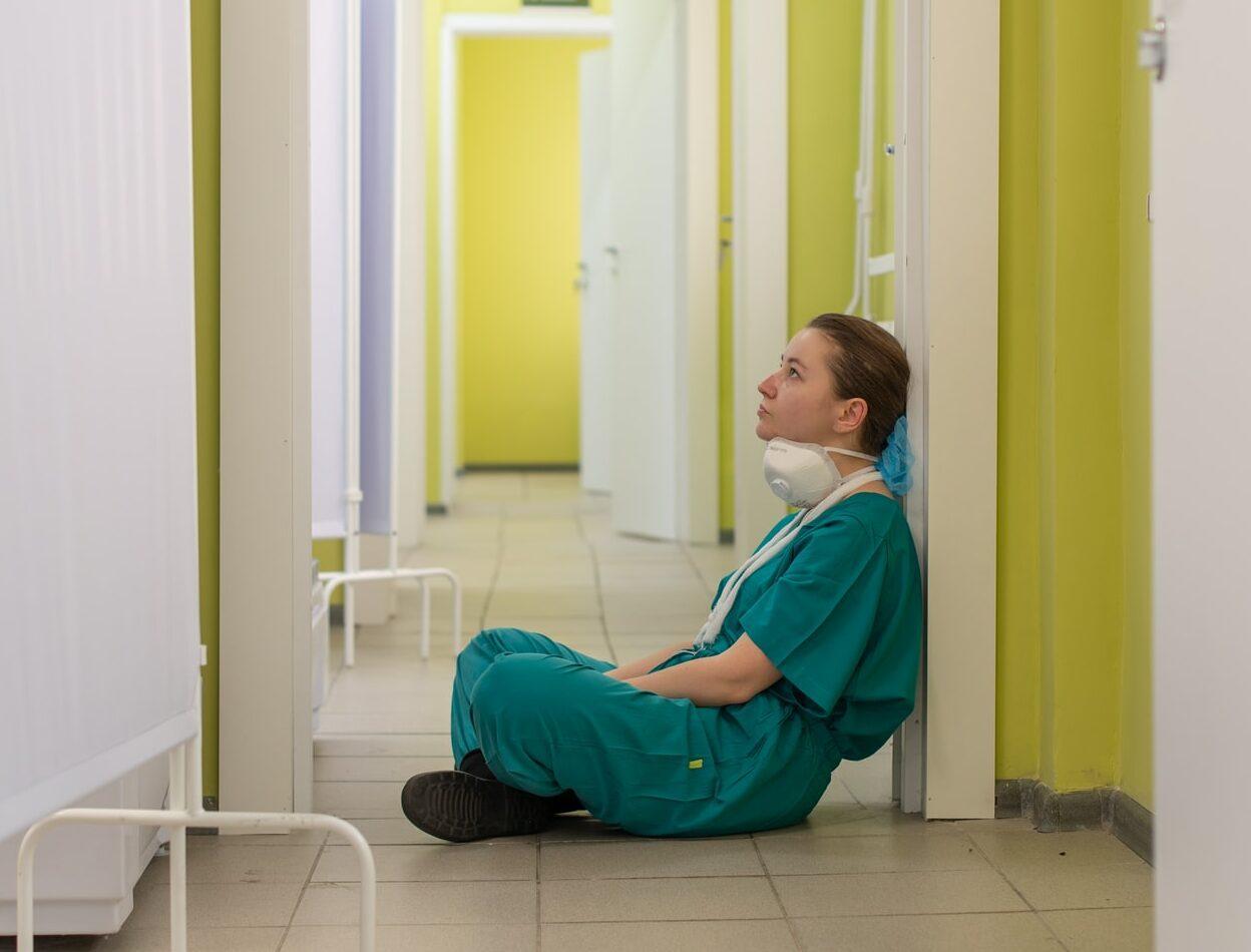 Hospitais italianos enfrentam situação crítica