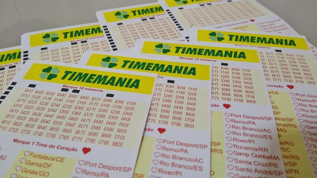 aumentar as chances na Timemania