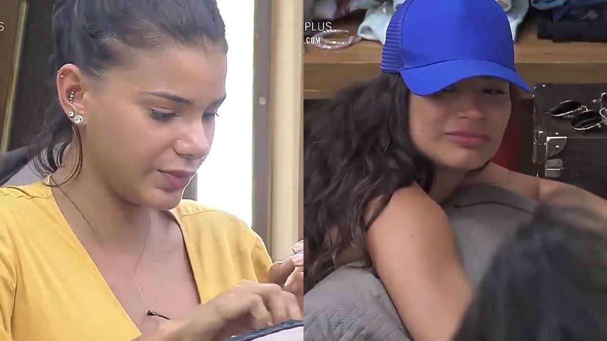 Jakelyne Oliveira e Raissa Barbosa em A Fazenda 2020