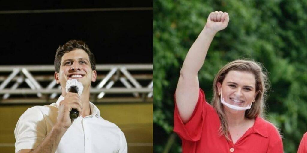 No Recife, primos estão numericamente empatados. Marília ou João, quem vai ganhar?