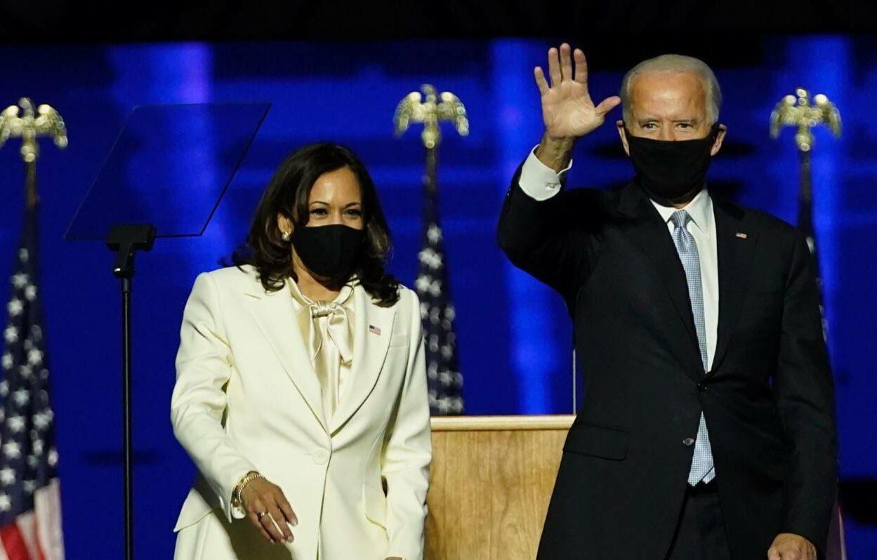 Joe Biden promete unificar o país