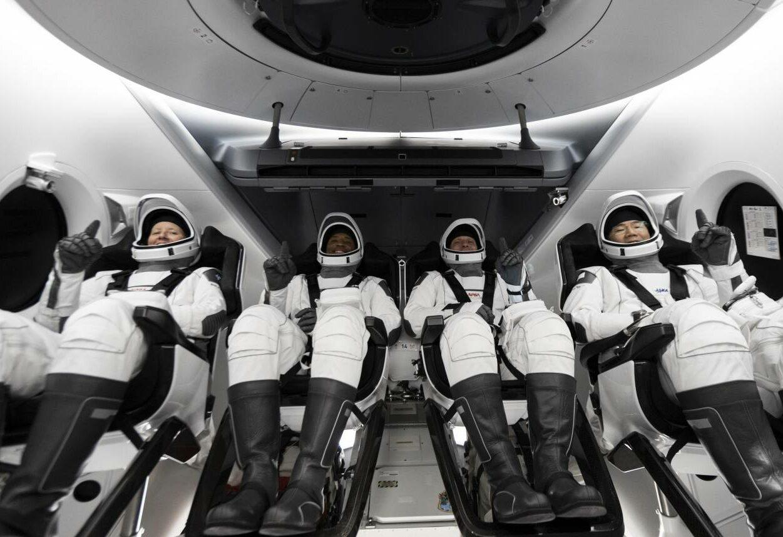 Lançamento da Nasa e SpaceX