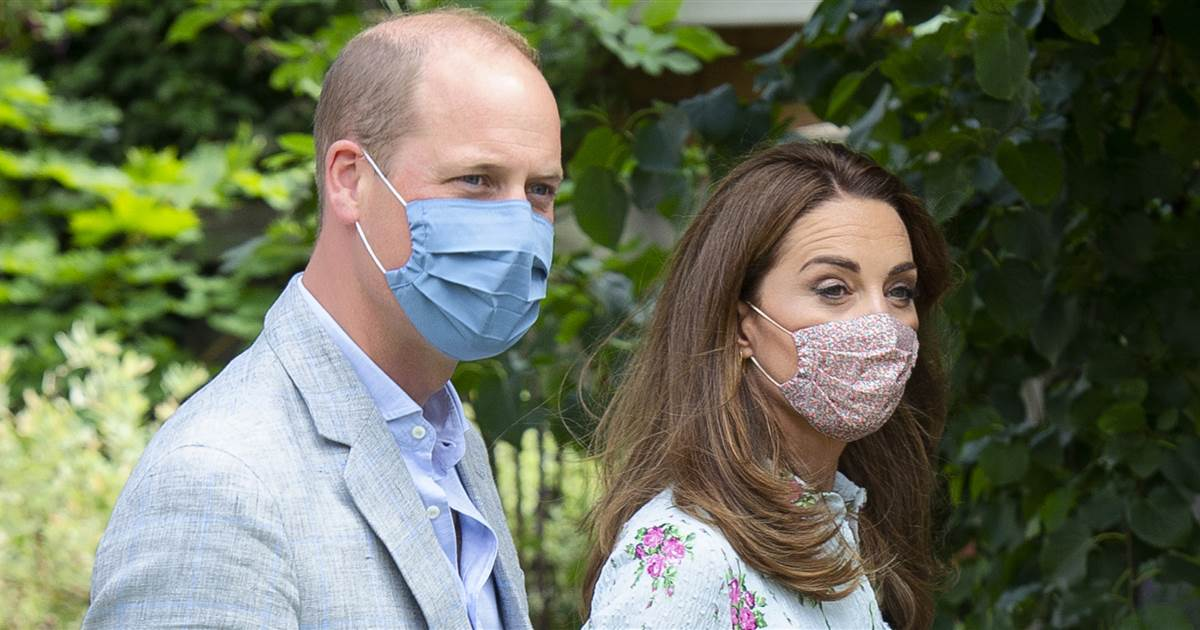 Príncipe William teve coronavírus