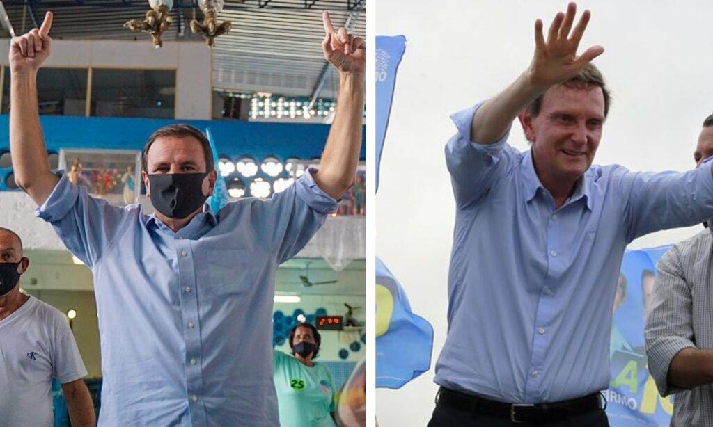 Eleições 2020: Paes e Crivella, quem vai ganhar no RJ?
