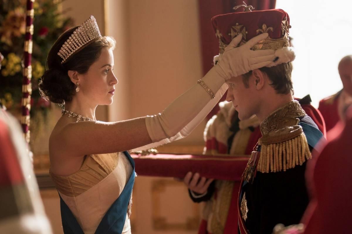 The Crown é uma ficção