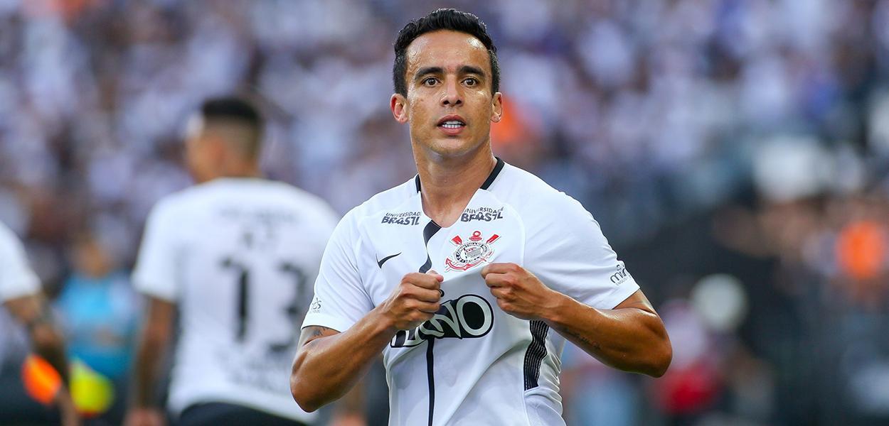 Jadson no Corinthians