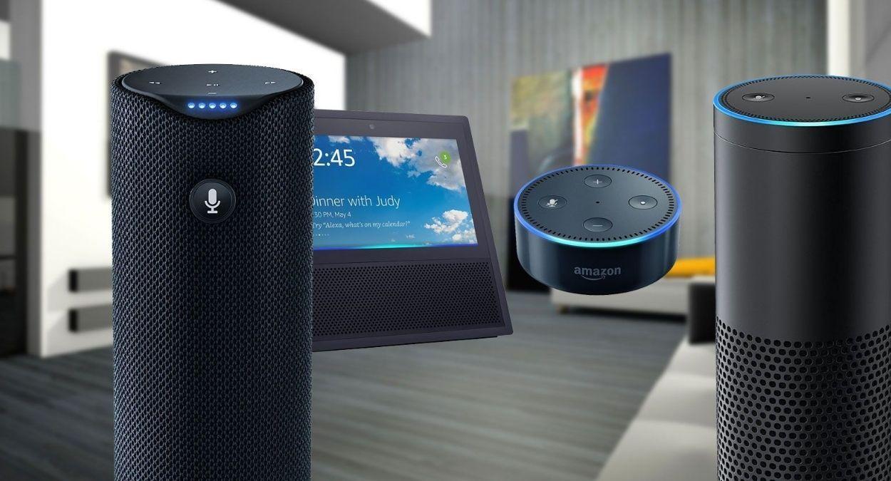 Amazon Echo dispositivos