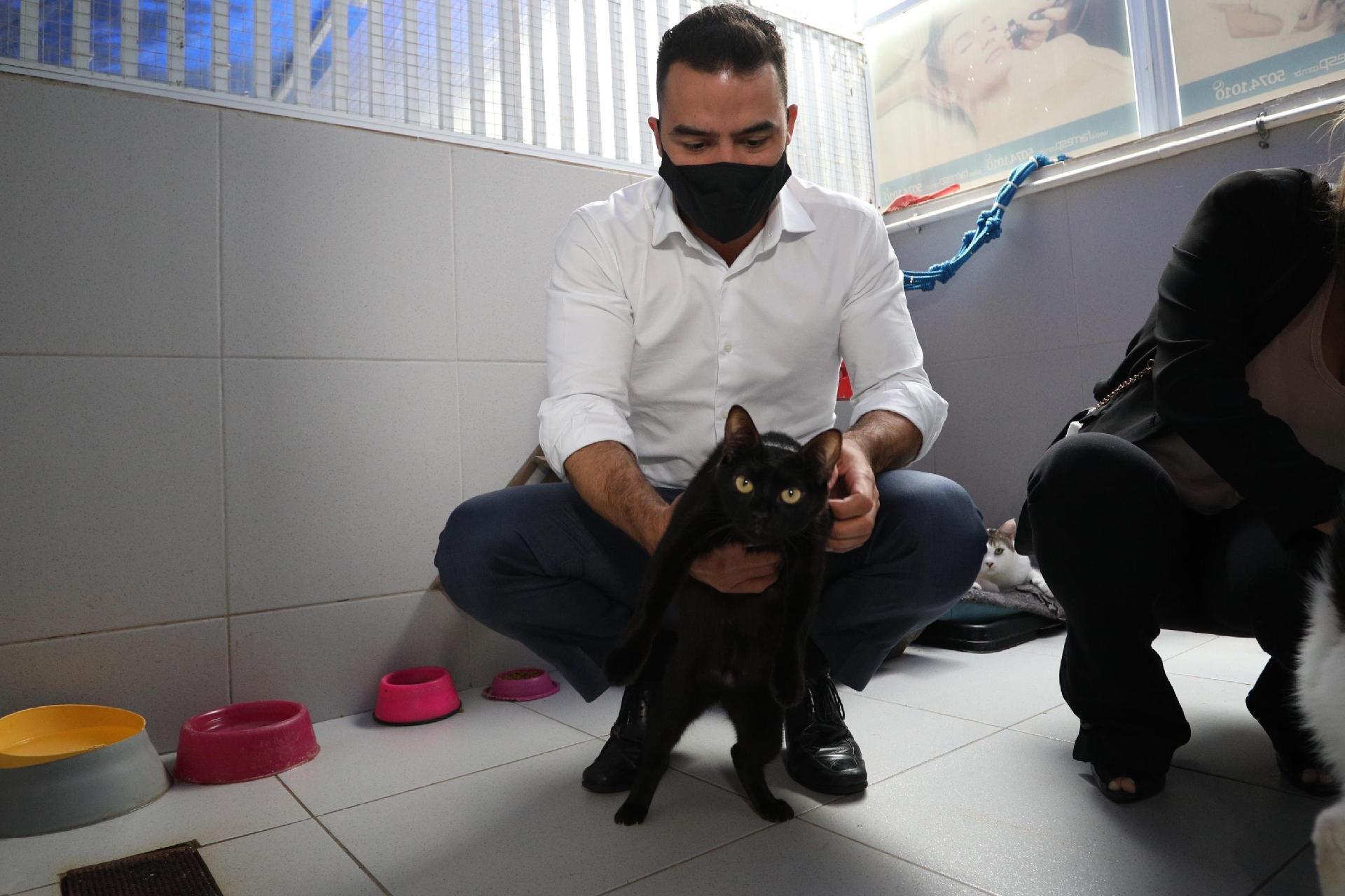 Arthur do Val quer criar Samu Animal nos atendimentos a hospitais veterinários públicos de SP