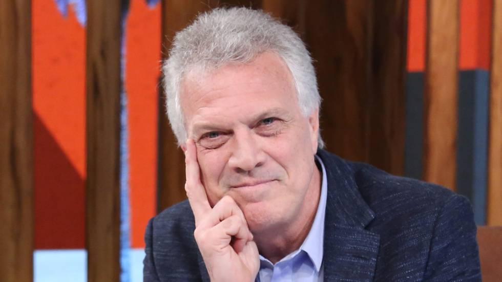 Pedro Bial, ex-apresentador do reality show - BBB 21