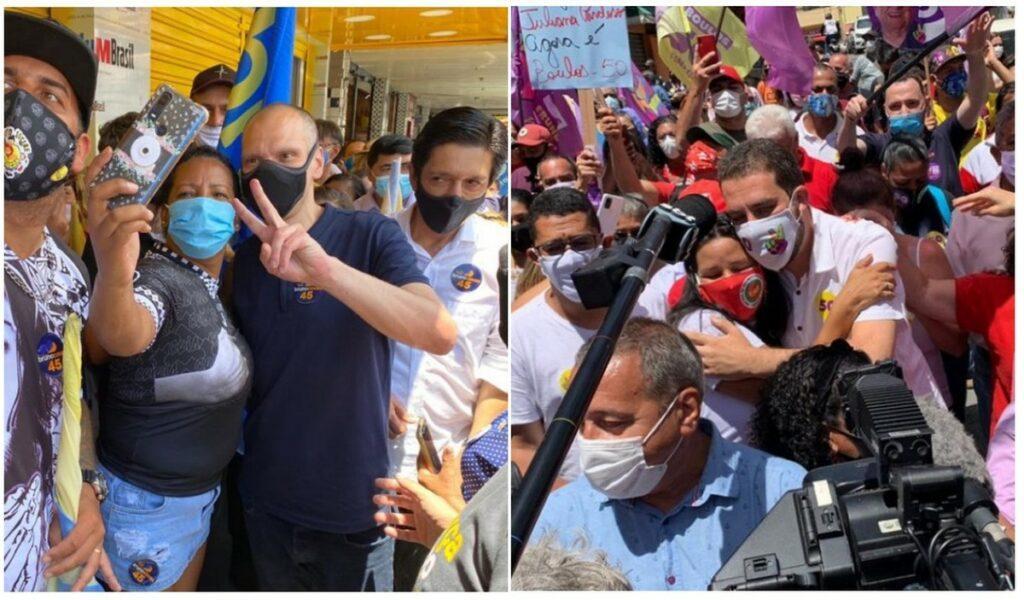 Eleições 2020 SP: Covas e Boulos? Quem vai ganhar o segundo turno?