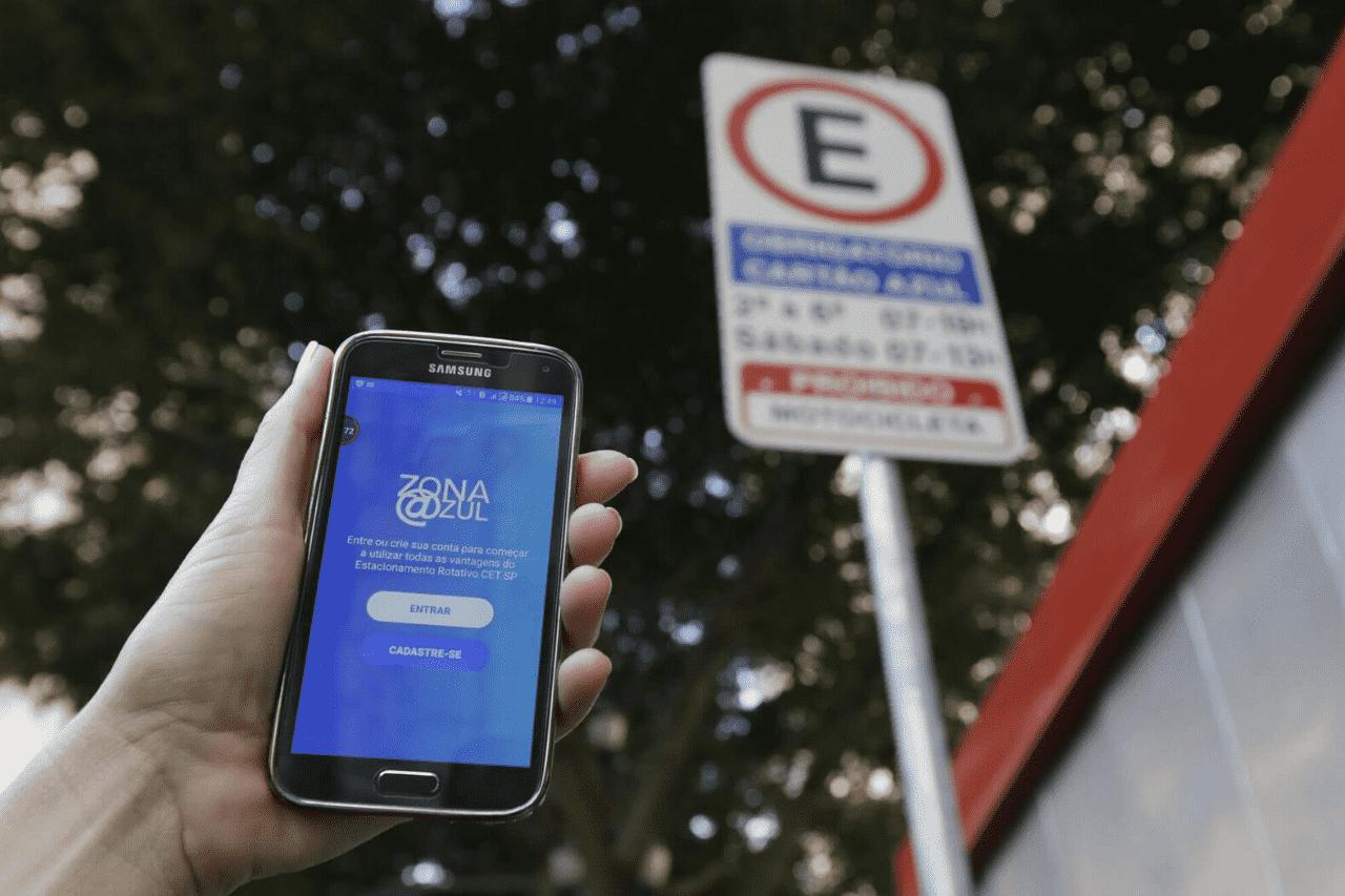 Nova Zona Azul de SP: veja o que muda na hora de estacionar seu carro na rua