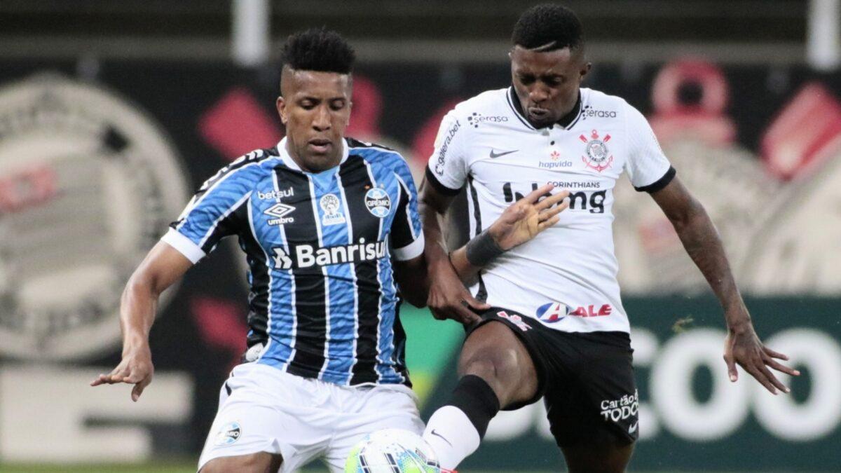 Mesmo com duas expulsões, Corinthians segura 0 a 0
