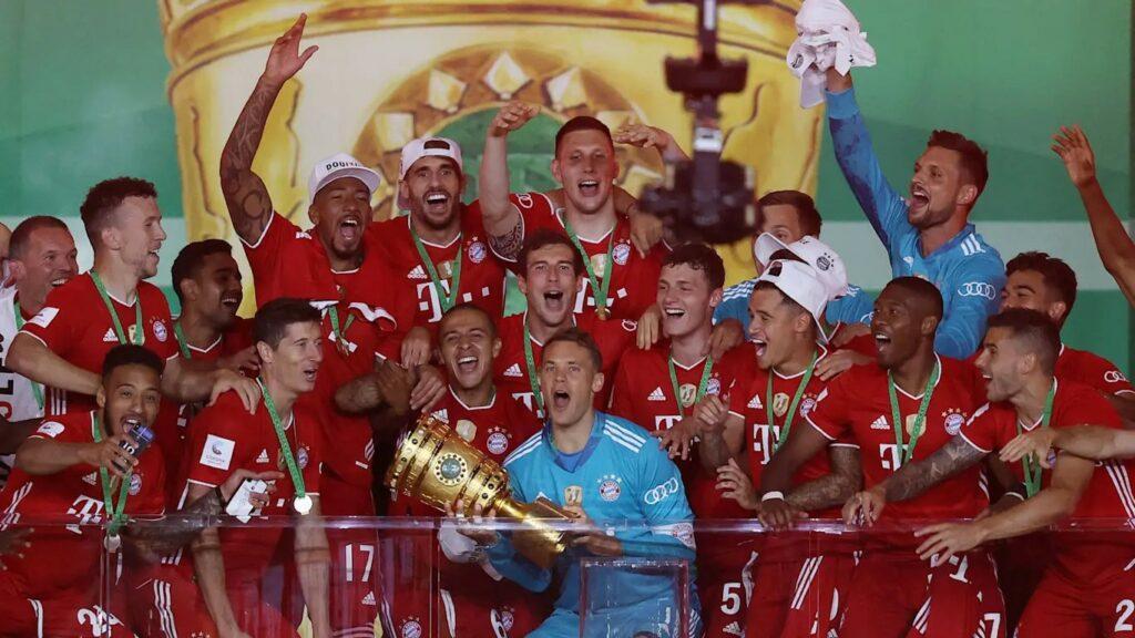 Sorteio da Copa da alemanha 2020/21