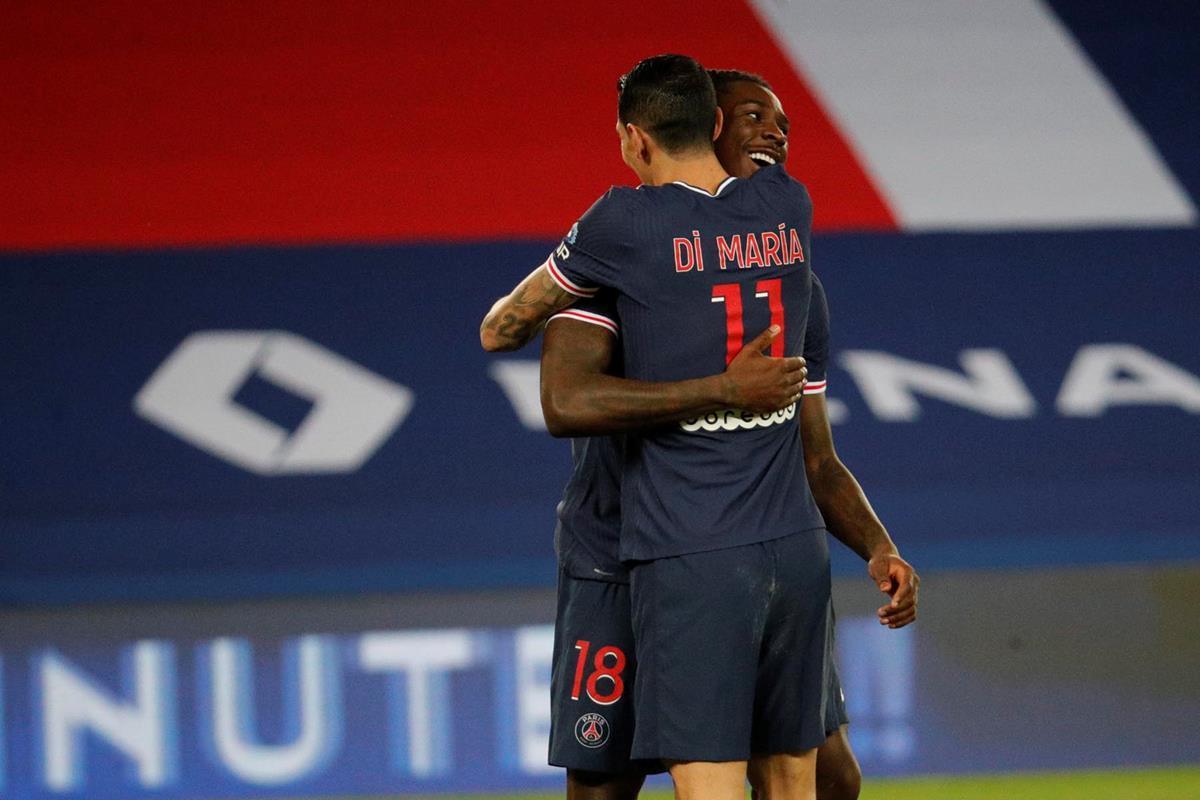 Monaco x PSG
