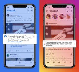 Eleições dos EUA: Facebook e Twitter adotam medidas contra fake news