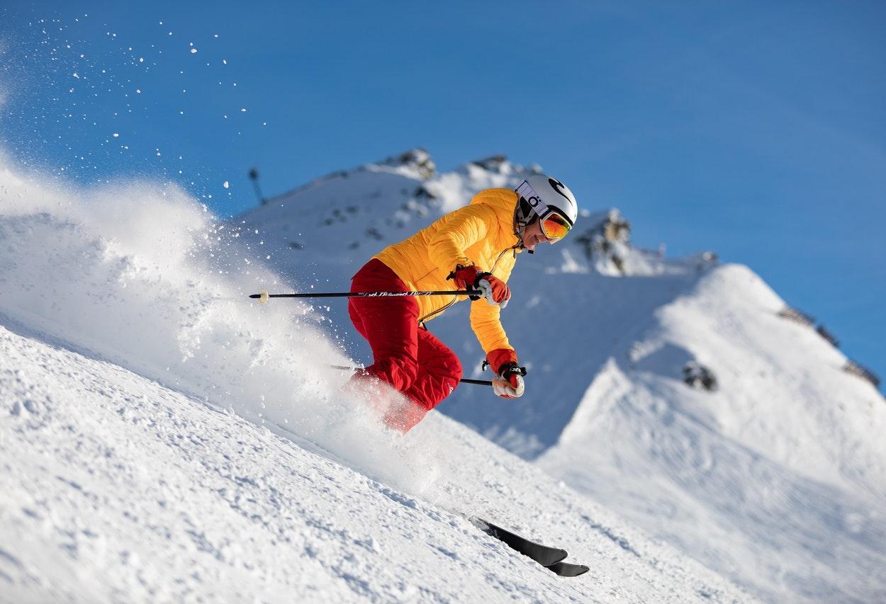 fechar estações de esqui