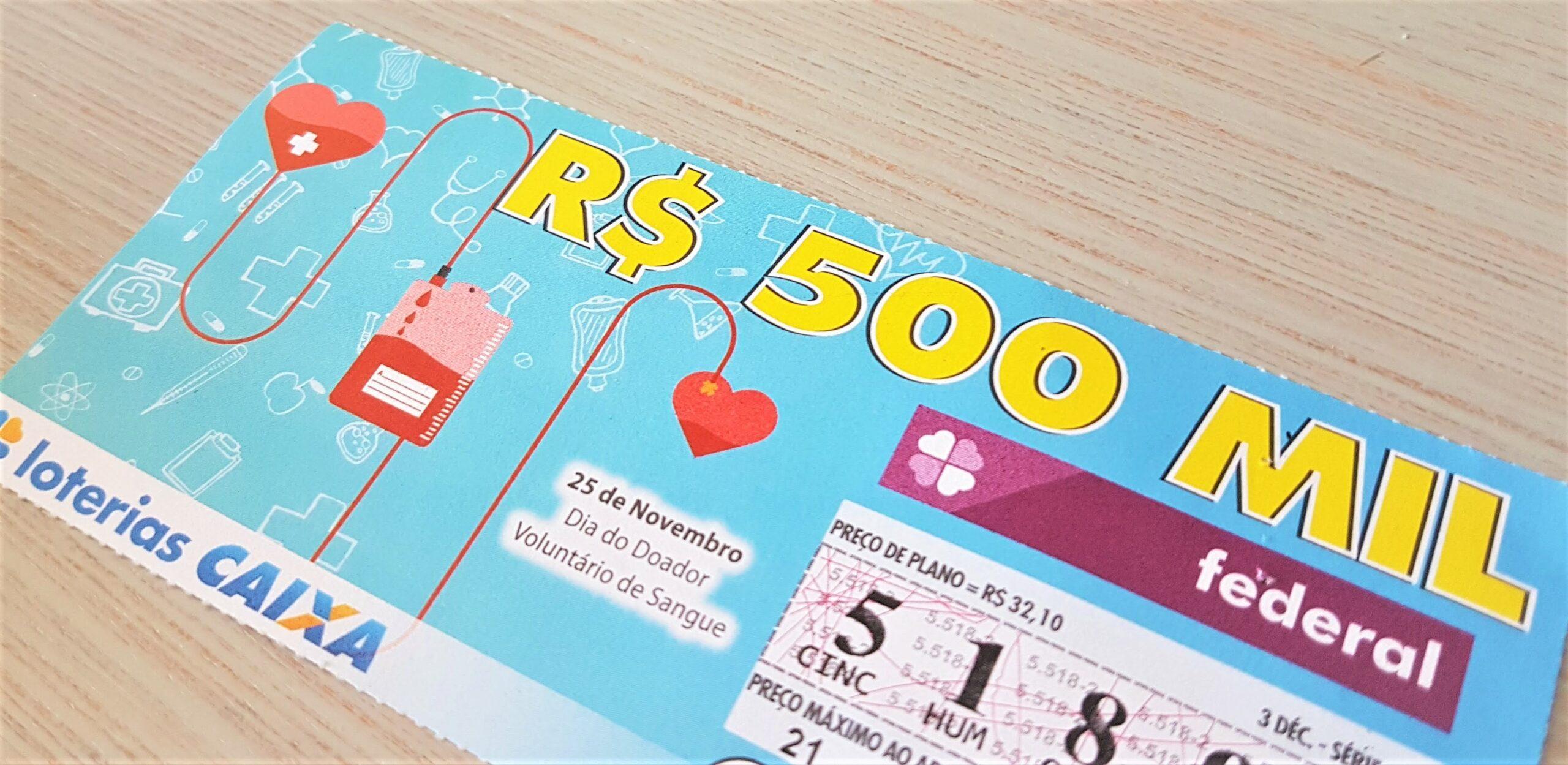 resultado da loteria federal 5519