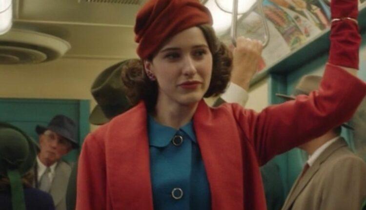 Mrs. Maisel e seus chapéus