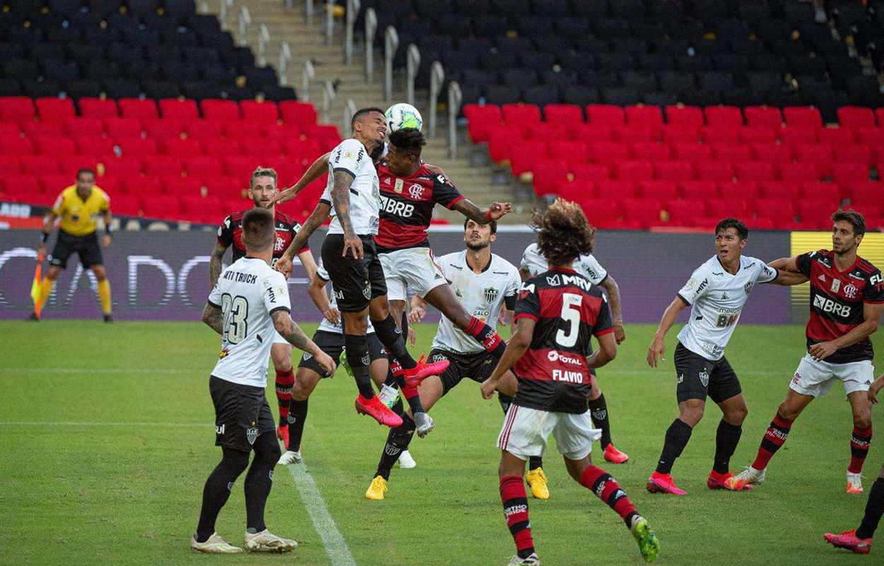 Flamengo e Atlético-MG jogam no Brasileirão 2020